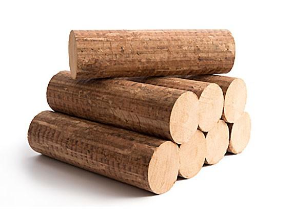Holzbriketts-Buche/Eiche - Premium Qualität